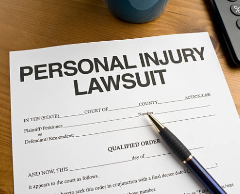How to protect yourself from a personal injury lawsuit - Singleton Law Firm