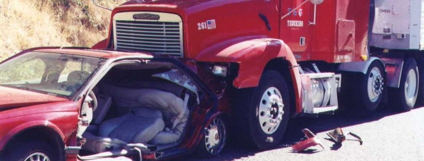 Truck Accident Claim