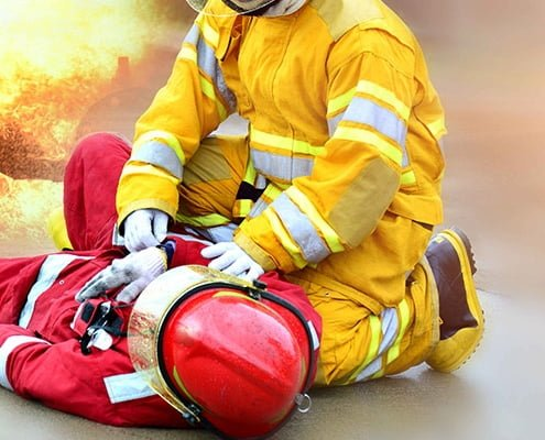Burn Injuries attorney