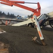Workers injured in construction vehicle accidents