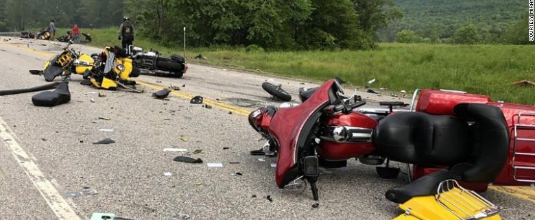 Atlanta motorcycle accident