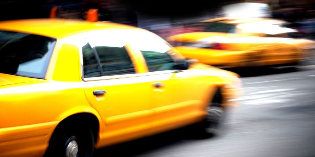Atlanta taxi cab accident lawyer