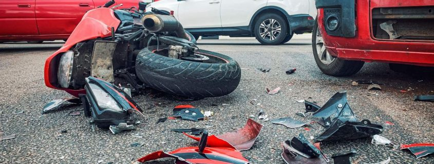 Motorcycle Accident Injuries