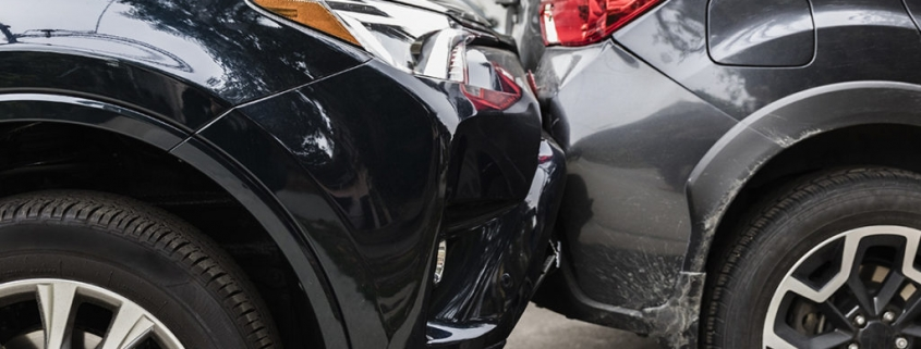 Rear-end Car Accidents: Most Common Collisions